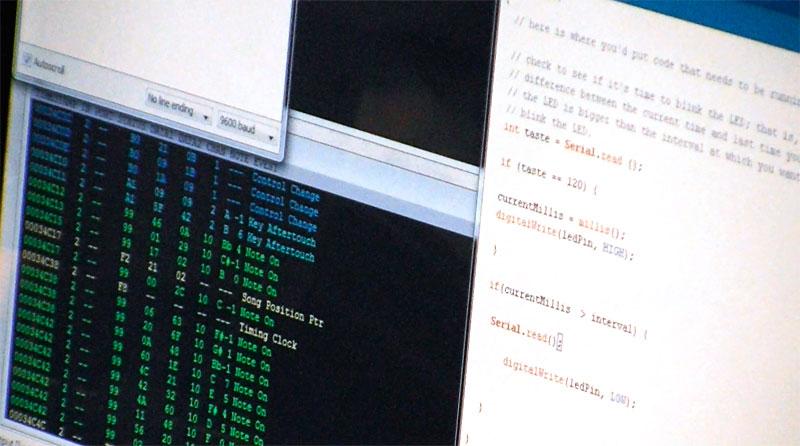 miex Programmierung